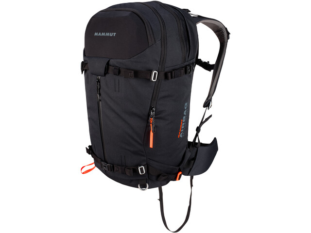 Mammut Pro X Removable Airbag 3.0 Selkäreppu 35l, black